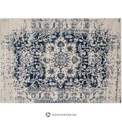 Kreminės spalvos mėlynas kilimas Madison (safavieh) (dėžutėje, visas)