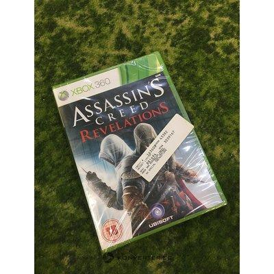 Игровая консоль XBOX 360 игра от Assassin's Creed Revelations