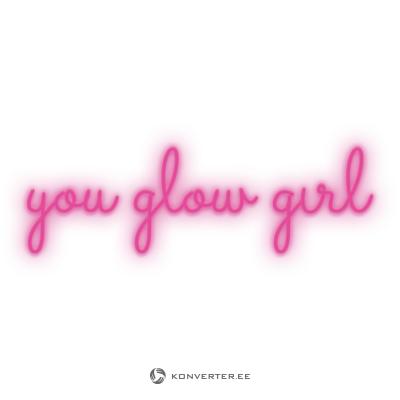Led lighting (candyshock) you glow girl