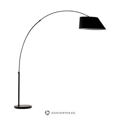 Black floor lamp schwarz (zuiver) (in box, whole)