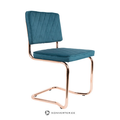 Blue chair diamond kink (zuiver) (whole, hall sample)
