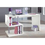 White high gloss desk (essay)