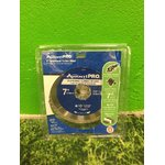 "7 ""Diamond cutting blade, for cutting stone, concrete, brick"