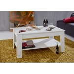 White coffee table (in a box with beauty bugs!)