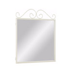 Isabelle Mirror - White