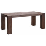 Aisha Table 180x90 - Brown