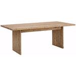 Lai table 160 cm - cream