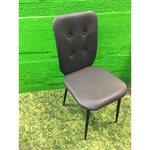 Tumehall nahkkattega tool