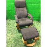 Brūns šūpuļkrēsls pēc kārtas