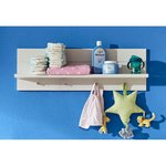 White wall rack with dresden (full, box)