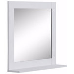 Jay mirror - White