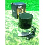 Must minikõlar Bush WO281 (Bluetooth ei tööta)