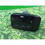 Must äratuskell-raadio BUSH CR-200PL