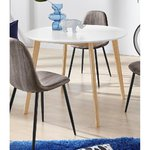 Baltas pietų stalas (cody)