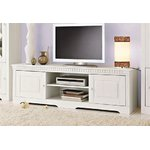 White solid wood tv cabinet (extra)