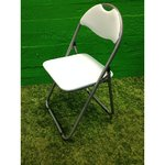 Valge kokkupandav tool
