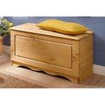 Light solid wood coffin (emden)