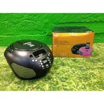 Radio and CD player BUSH CBB31iBLK black (Full)
