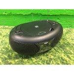 Juoda magnetinė kėdė Bush CBB193MP3 (kompaktinis diskas neveikia)