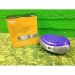 Purppura Bluetooth Shuttle Bush CD-78-BTFM (täysi)