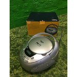 Gray BUSH radio / CD player (CD does not work)