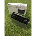 Akuga kaasaskantav raadio Acoustic Solutions DAB/FM Stereo Radio