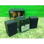 Muusikakeskus bluetoothiga BUSH Micro System BD-618 AM/FM (CD ei tööta)