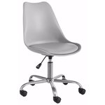 Dan Office chair - Grey