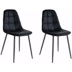 Tito Chair 4 pack - Black