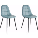 Tito Chair 2 pack - Blue
