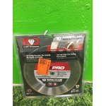 "10 ""Diamond cutting blade for porcelain, ceramics, marble and granite"