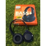 Philips Bass + Blue Wireless Headphones (One Half Breaking)