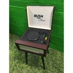 Jalgadel vinüülimängija Bush Classic CTT61