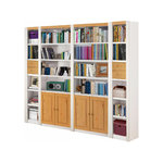 Bailey Wall unit big - White/Lacquer