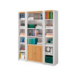 Bailey Wall unit D - White/Lacquer
