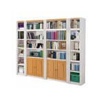 Bailey Wall unit E - White/Lacquer