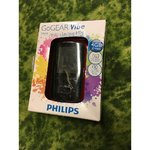 MP4-mängija Philips GoGear Vibe 4GB, must