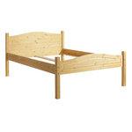 Barney-sänky 140x200 cm tahra / vaha