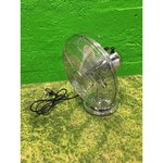 Retro metallist lauapealne ventilaator (Terve)