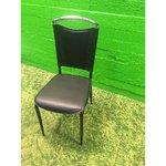 Must nahkse kattega tool