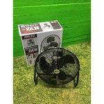 Suur must ventilaator Arlec AFF200GB