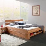 Hardwood Bed (eoswood)