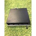 Defective black box tray