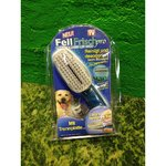 Ionizing pet brush