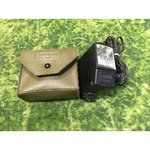 Retro kamera Norma FIL-46 su maišeliu