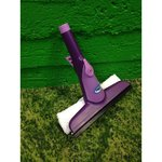 Purple spray mop with no handle