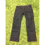 Dark blue motorcycle trousers Alpinestars