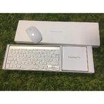 Apple juhtmevaba hiire ja klaviatuuri komplekt