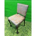 Antiikne täispuit tool pehme