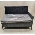 Sodo sofa su pagalve